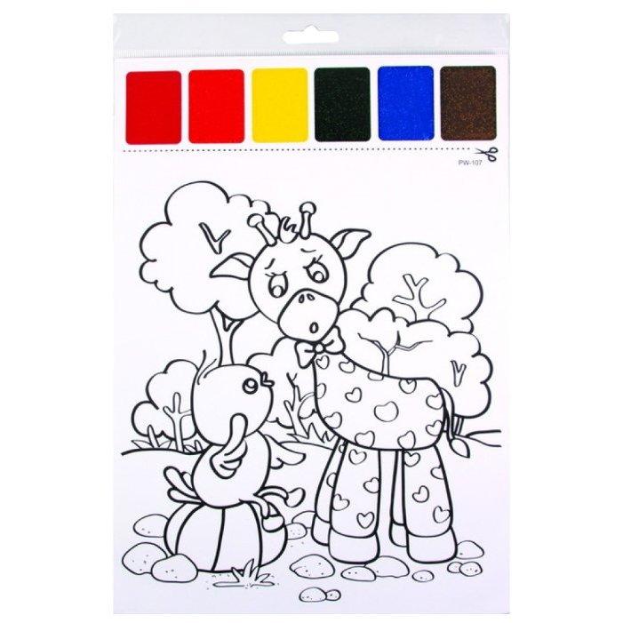 Рисунки онлайн для детей красками
